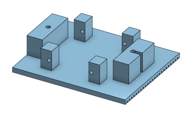 3D CAD Modelling Class