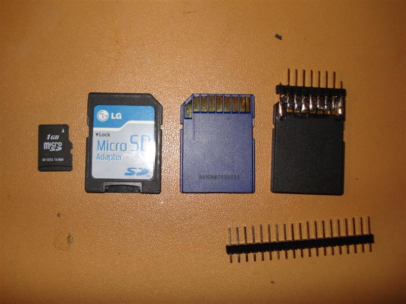 Arduino sd card fat
