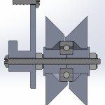 um2 filament guide upgrade cross section