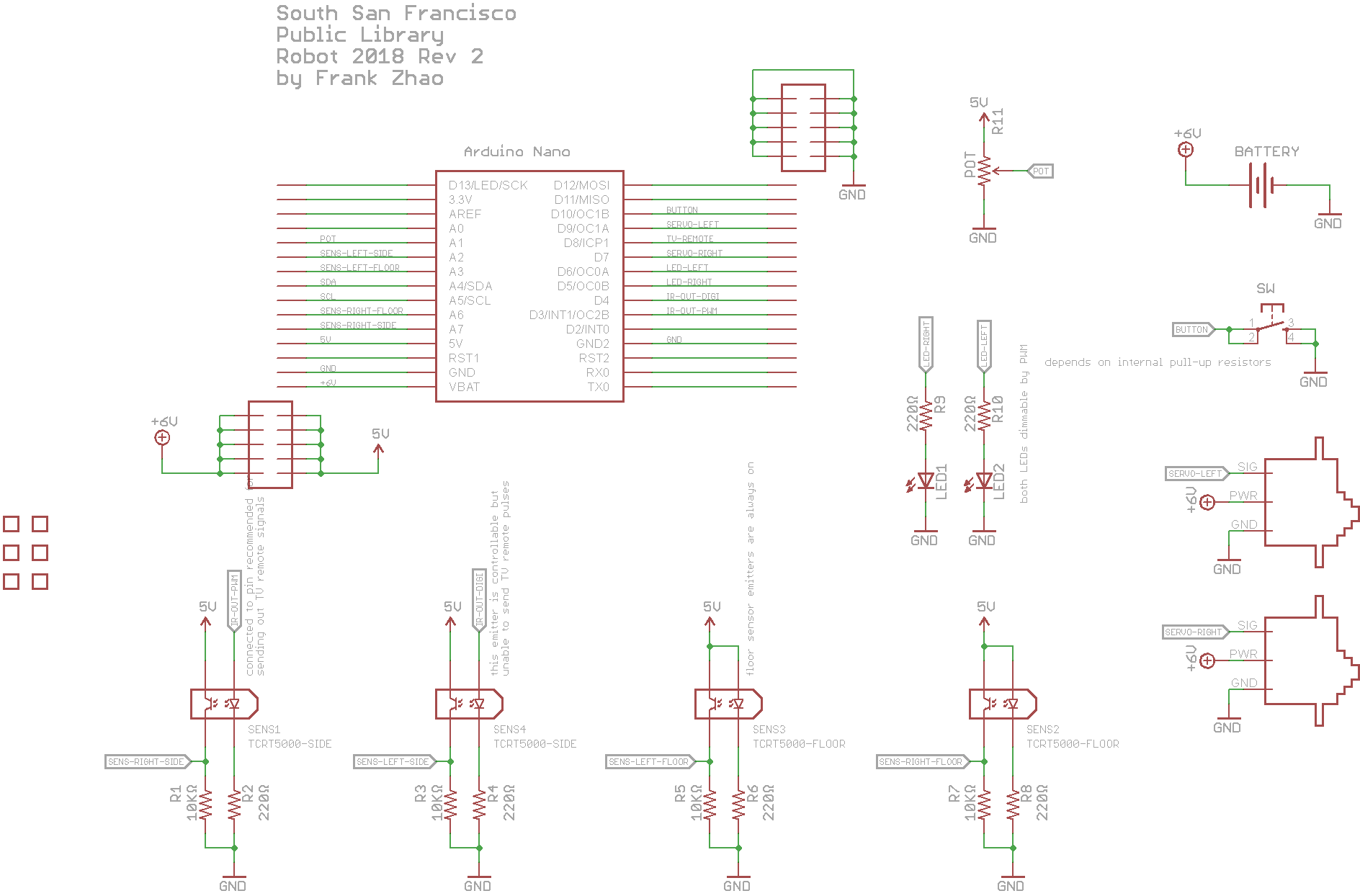 Our Robots Circuit A Is Diagram Drawing That Has Symbols And Lines In It To Show How Components Are Connected Here Below I Will You The