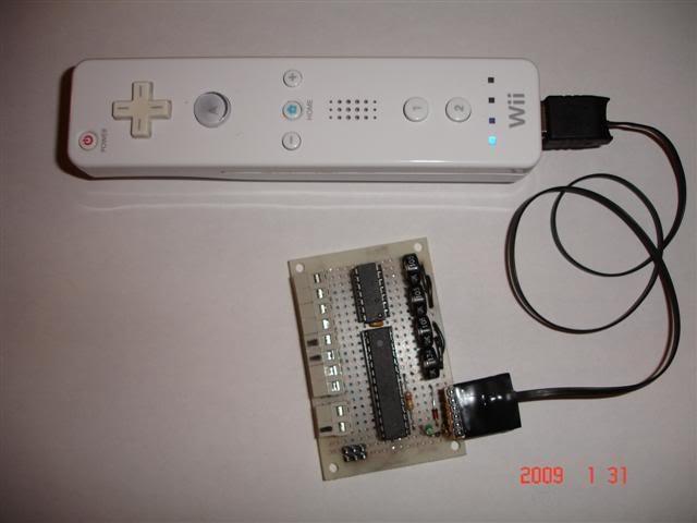 Wiimote Extension Code   Eleccelerator