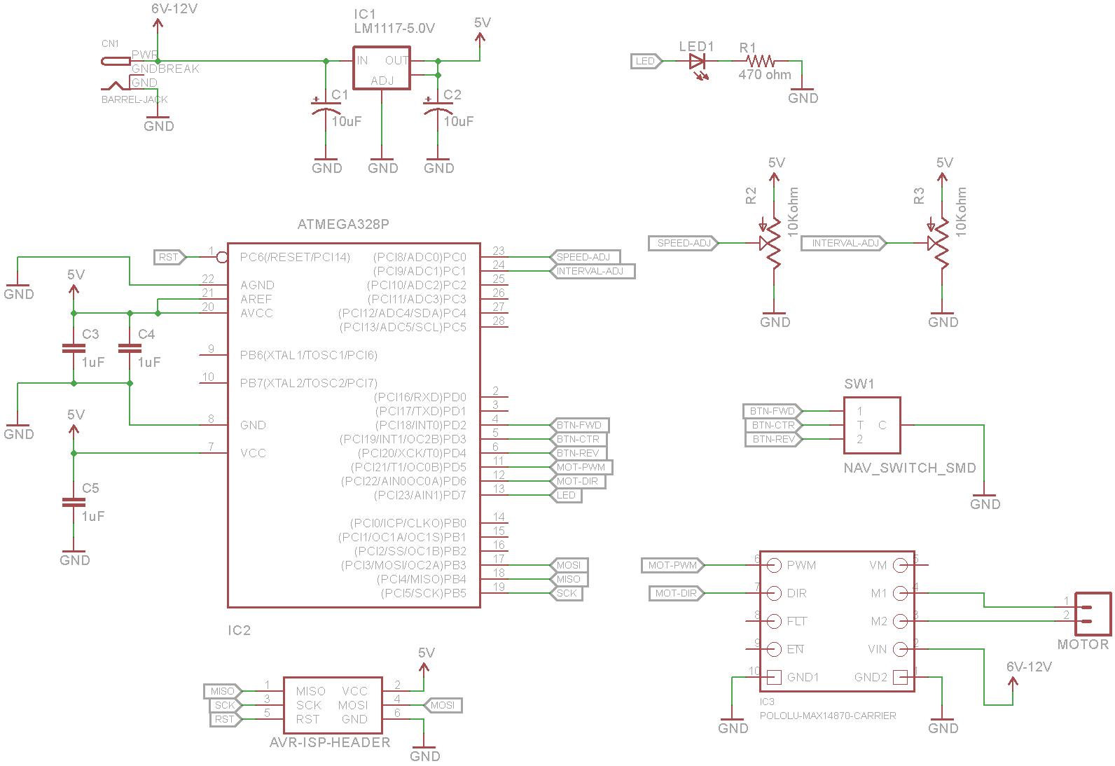 3d Printed Peristaltic Pump Eleccelerator 6v To 12v Wiring Diagram Circuit